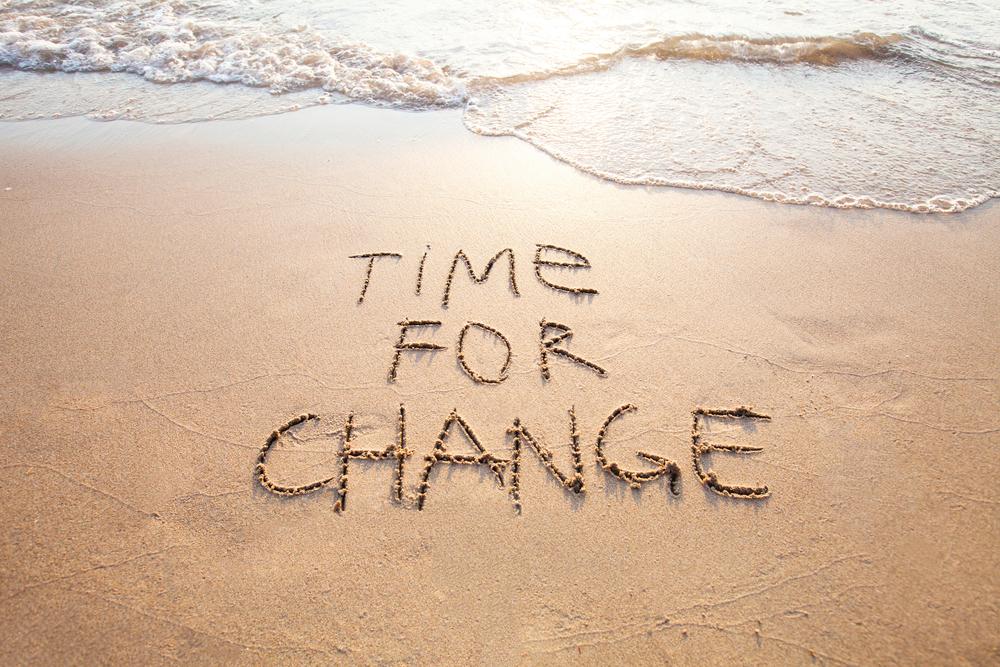 El poder positivo del cambio