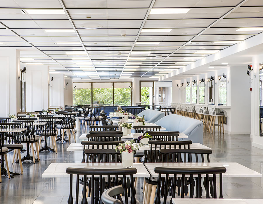 espacio c4 edificio cuzco iv cafeteria 4