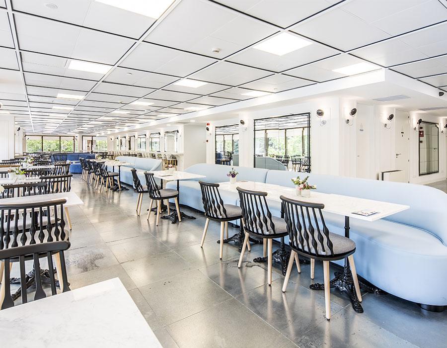 espacio c4 edificio cuzco iv cafeteria 5