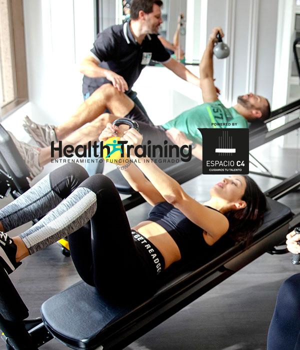 Health Training powerded by Espacio C4
